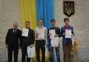 Усіх переможців та учасників олімпіади з інформатики нагороджено цінними подарунками