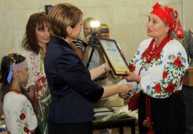 Урочисте нагородження переможців конкурсу «Найкращий учитель української мови за кордоном»